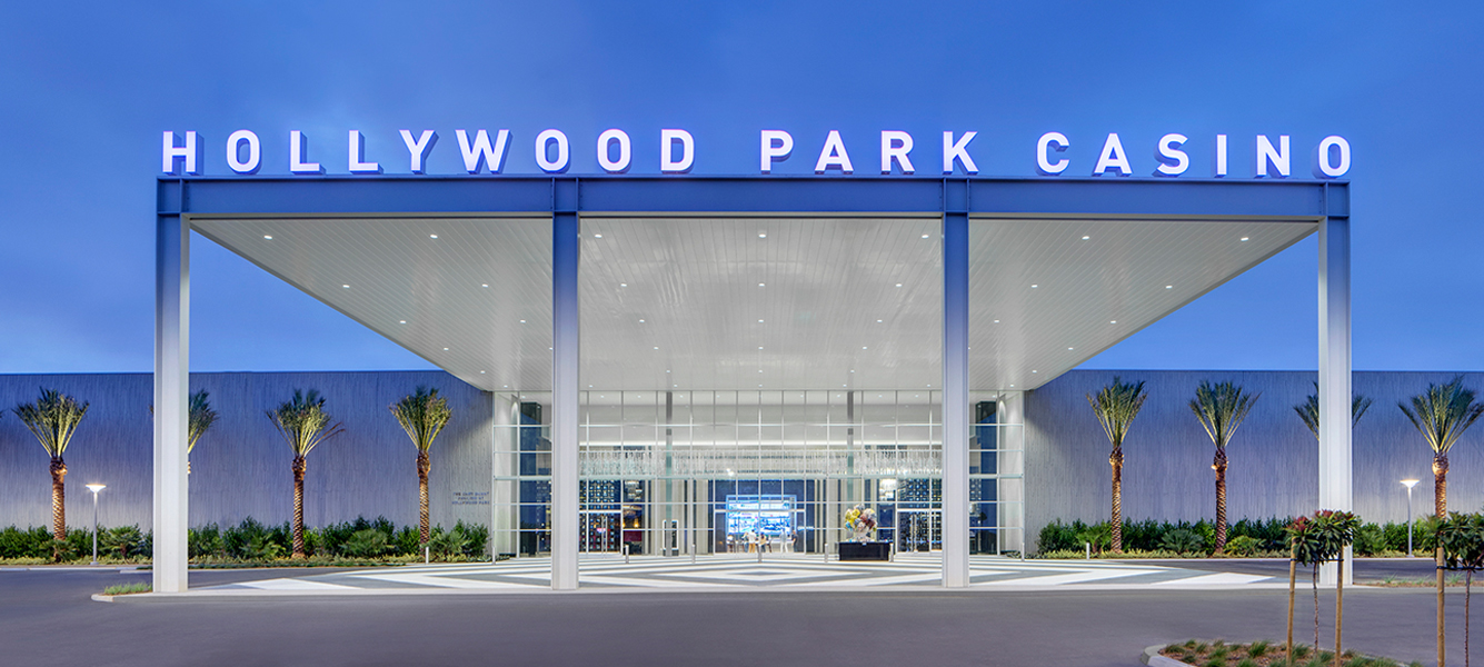 receiving clerk hollywood park casino