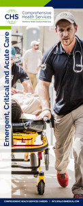 CHSi International Healthcare Careers