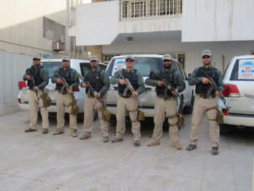 Armed Security Guard Afghanistan